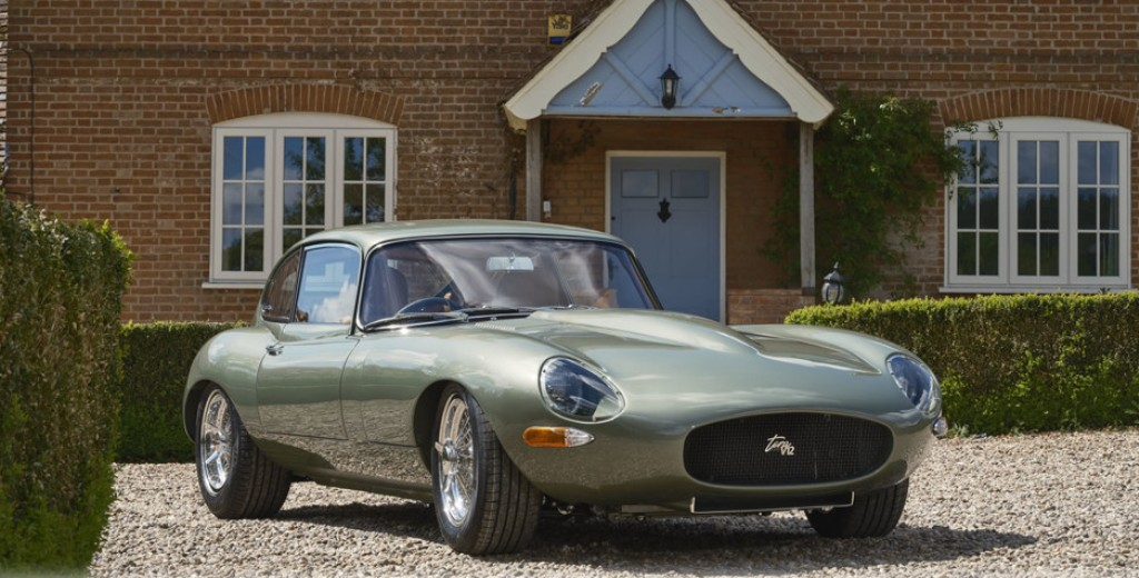 V12 E-Type Reimagined to be launched at the London Concours (1)