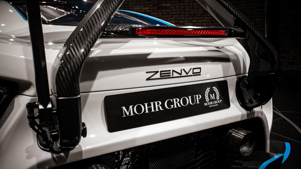 Zenvo Automotive TSR-S makes its MOHR GROUP debut