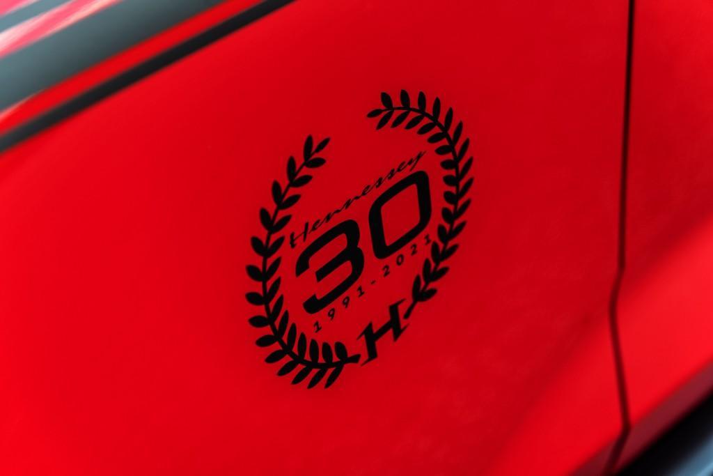 Hennessey Exorcist 30th Anniversary Camaro ZL1