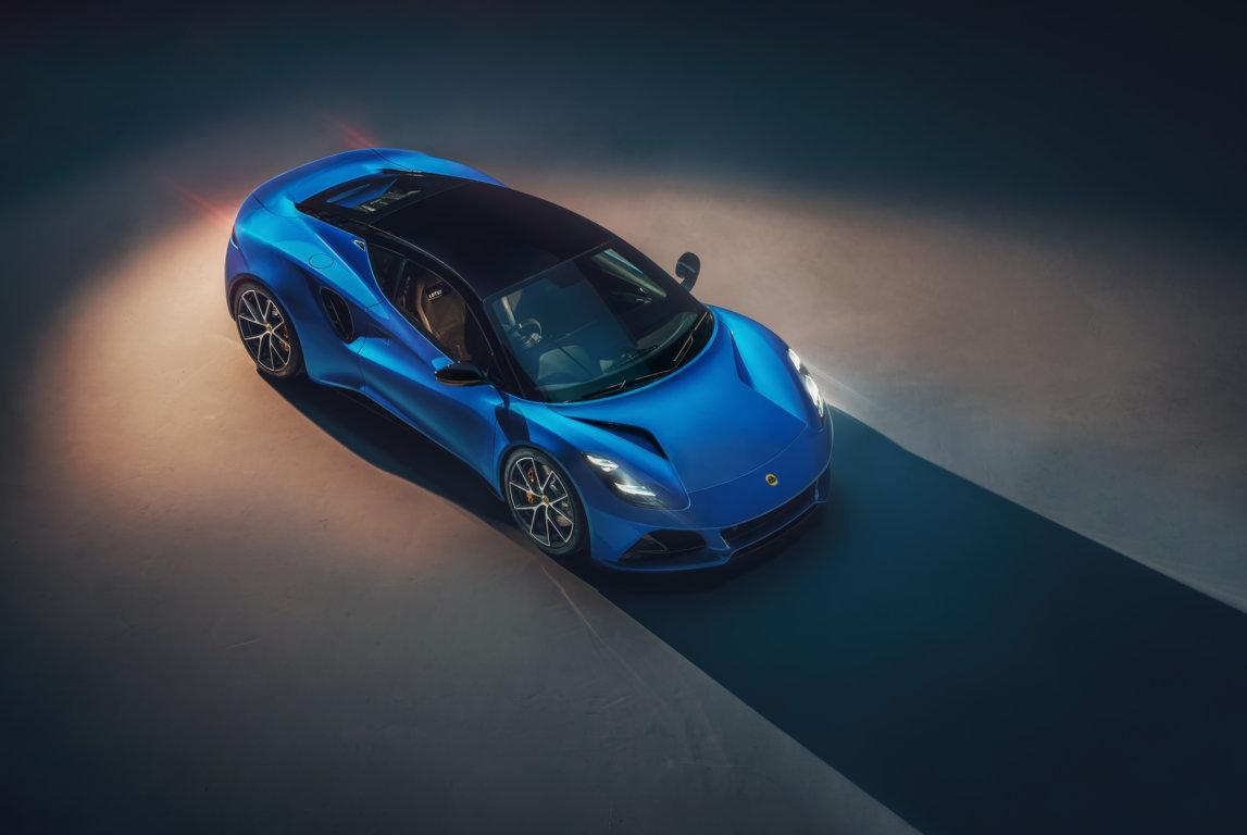 Introducing the Lotus Emira