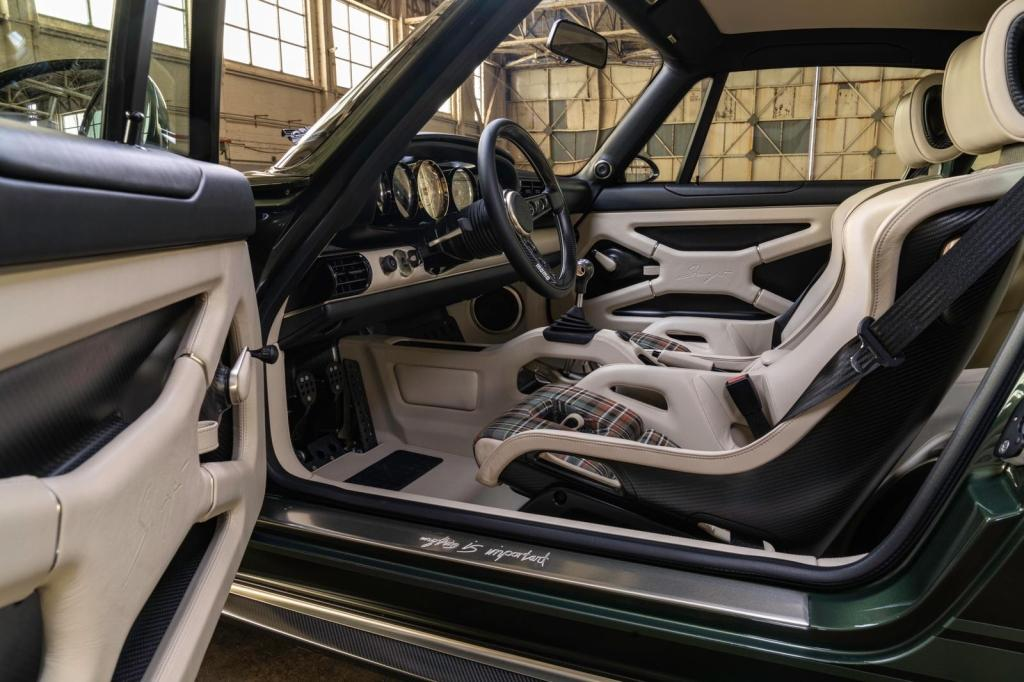 Singer Continues Global Growth in 2021 with First Client DLS Car
