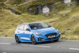 Ford Introduces Exclusive New Focus ST Edition with Adjustable Chassis for True Driving Enthusiasts