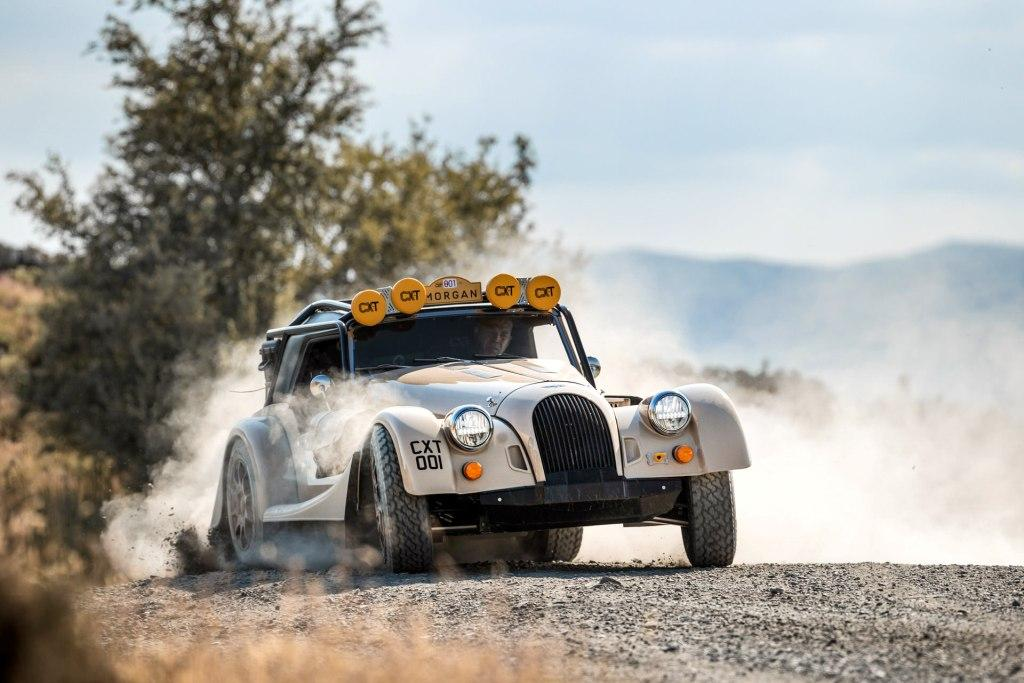 Introducing the Morgan Plus Four CX-T