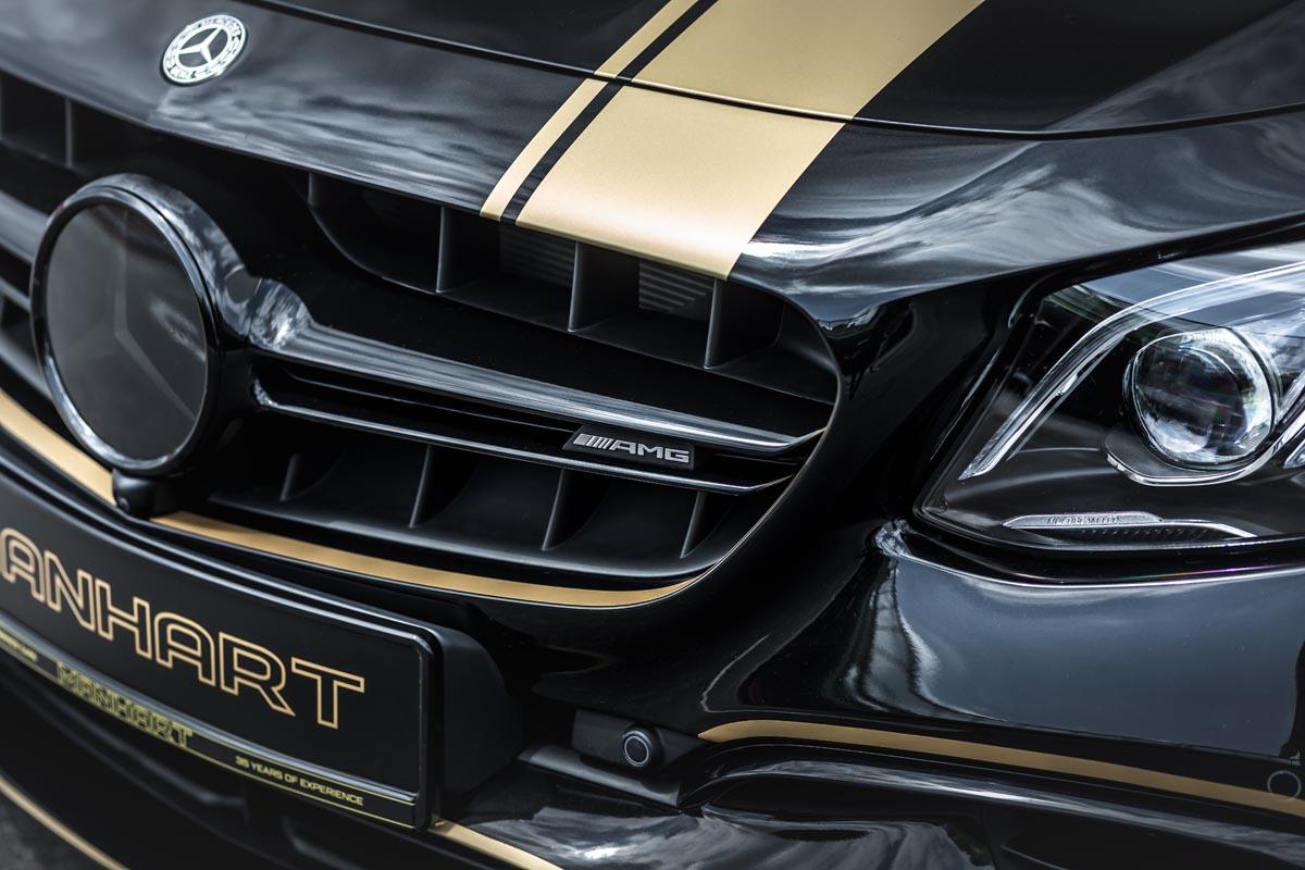 Manhart Peformance Mercedes ER800