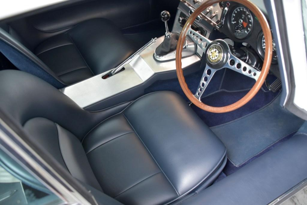 Reviving an exceptional Series 1 E-type