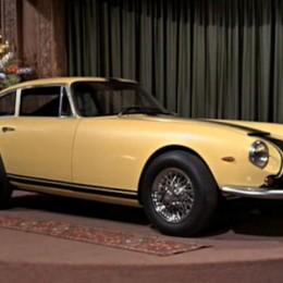 Apollo GT Coupe Love Bug Movie Car