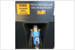 CNG-Pump
