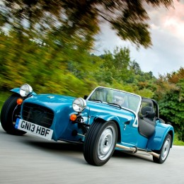 "Caterham Cars is entering the UK's most prestigious eco-driving event, the MPG Marathon, for the first time in a two seater sports cars billed as the manufacturer's 'most frugal ever'. The British sportscar maker will be entering the entry level version of the iconic Caterham Seven, the 160, rated as the most economical in the company's history and the most cost-effective two-seater sportscar on the market. The newest model to join the ever-expanding Seven range, the 160 is powered by a super-compact, turbocharged three-cylinder Suzuki engine, which enables it to achieve an impressive 57.6mpg, emit just 114g/km CO2 and yet each 0 – 62mph in a blistering 6.5 seconds. ""We are delighted that Caterham Cars is entering the MPG Marathon, the UK's leading lean driving challenge, for the first time,"" said organiser Jerry Ramsdale, publishing director of Fleet World. ""We will be very interested to see how it compares against some of the more conventional models that are taking part."" This year's event, which, in its 15th year, is being sponsored for the first time by Barclaycard Fuel+ in association with TMC, takes place on Tuesday, September 29 and Wednesday, September 30. It will set off from the stunning Heythrop Park Hotel and the Heythrop Park Resort near Enstone in Oxfordshire over a two-day, 300-mile plus route and includes a number of alternative and conventionally powered vehicles. Caterham will join other car makers including BMW, Ford, Peugeot, Renault, Citroen, Honda, Mazda, Kia and Jaguar who have confirmed they will be entering their very latest models for this year's event. This year will also see the quest for the 'most efficient fleet driver' for the first time, as there will be ten places up for grabs on a first-come, first-served basis for company car drivers and co-drivers. The lucky contestants will all participate in five identical BMW 320d ED Sport models and attempt to complete the 300-mile course under normal driving conditions using as little fuel as possible, to gain the new title. Drivers who have already entered this year's event include Ben Wilson, this year's 'Patrol of the Year' from sponsor, RAC, who will be driving in the new Mercedes Vito van that he uses every day in the course of his patrol duties, complete with a full load of 500 parts and tools. He will be supported by colleagues from the RAC refuelling patrol team who will be on-hand around the course to ensure participants keep on the move and are operating within the rules of the challenge. This year's MPG Marathon, which is also being co-sponsored by ALD Automotive and TRACKER, allows competitors to find the most efficient route between set checkpoints, reprising the approach that was first introduced two years ago. In previous years, the MPG Marathon has attracted motoring celebrities, journalists, academics and senior figures from the automotive industry, all striving to see if they can complete the chosen route using as little fuel as possible. It is also open to fleet managers, representatives from fleet services, contract hire and leasing and fleet management companies, and from the motor industry, plus anyone associated with it. Last year's overall champions were Honda engineers Fergal McGrath and James Warren, who recorded an outstanding 97.92mpg driving a Honda Civic Tourer. Winners in the first electric vehicle class were Jerry Clist and co-driver Peter Thompson in a Nissan LEAF, whose performance equated to an astonishing 249mpg in a comparable diesel car, at a cost of just 2.6p per mile. Electric and hybrid vehicle classes will again be included in this year's event, and they will be joining the more familiar diesel and petrol engined cars and vans that traditionally take part in the event. There are eight main classes of passenger cars in this year's MPG Marathon, restricted to a maximum carbon ceiling of 190g/km, including hybrid, range-extender and fully electric vehicles, plus five main classes of vans up to 3,500kg gross vehicle weight. For more details of the MPG Marathon please phone 01727 739160, email info@mpgmarathon.co.uk or visit the event website at http://www.thempgmarathon.co.uk/"