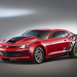 Chevrolet-COPO Camaro