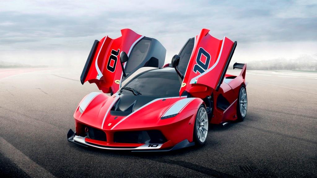 Ferrari FXX K (4)
