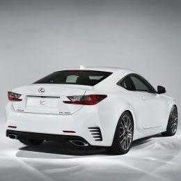 Lexus RC F-Sport