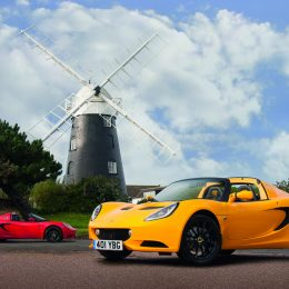 Lotus Elise Sport And Elise Sport 220
