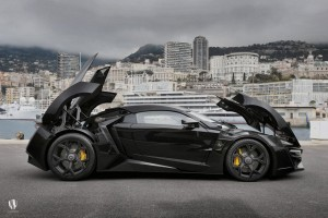 Lykan Hypersport 2014 - Monaco