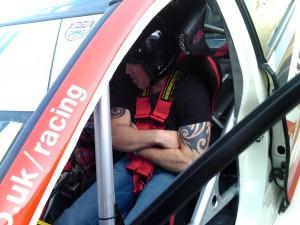 Matt Neals BTCC Honda Civic Tourer