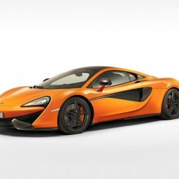 McLaren 570S Front Side