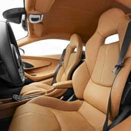McLaren 570S Interior