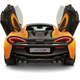McLaren 570S Rear Doors