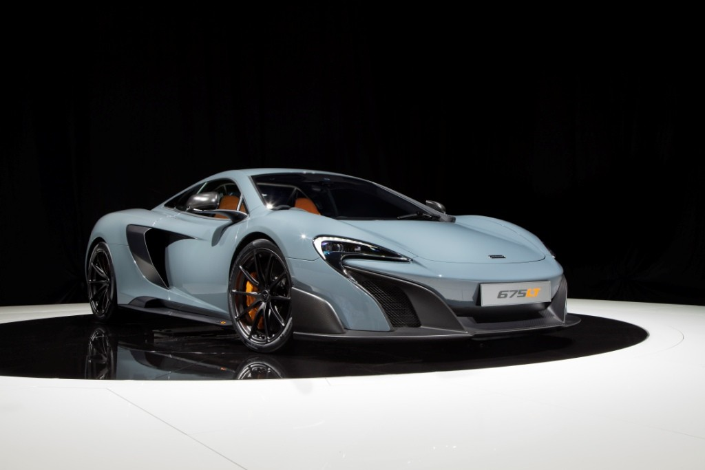 Limited Production Confirmed For McLaren 675LT