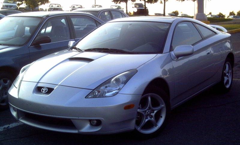 Toyota Celica VVTi 1999-2006