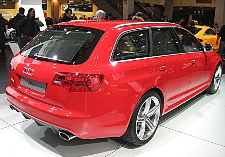 Audi RS6 C5 2002-2004 & C6 2008-2010 and C7 2012 on