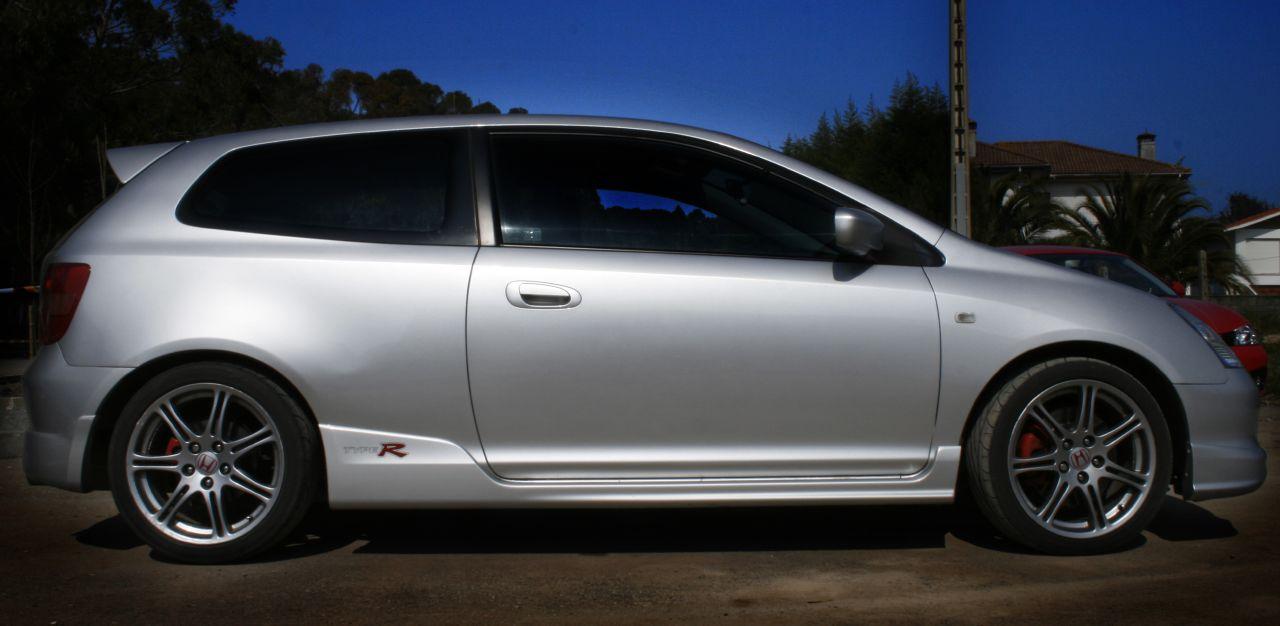 2001 Honda Civic Type R Dangan related infomation ...