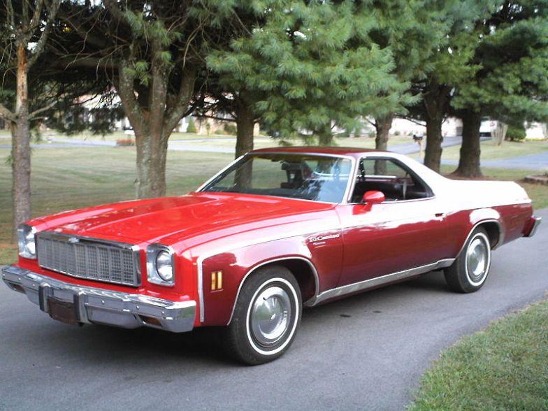 Chevrolet El Camino 1959-1987