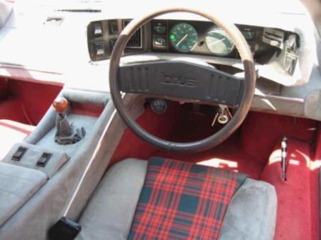 Lotus Esprit S1 1975-1978