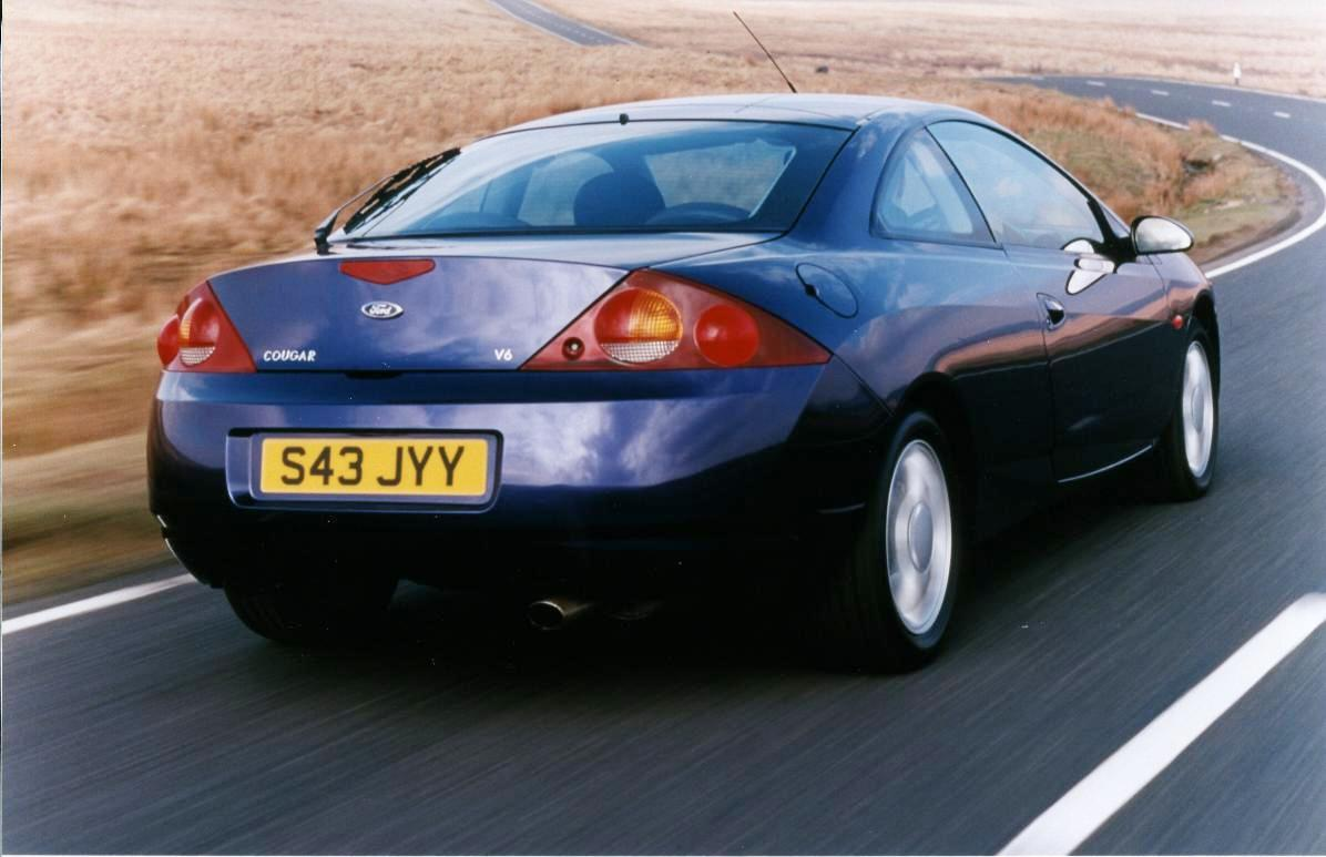 Ford Cougar 1998-2002