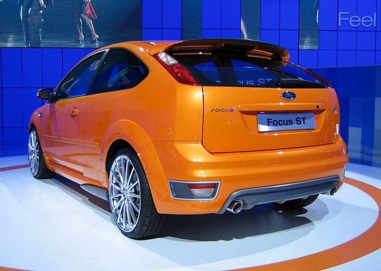 Ford Focus ST (XR5) 2005-2010