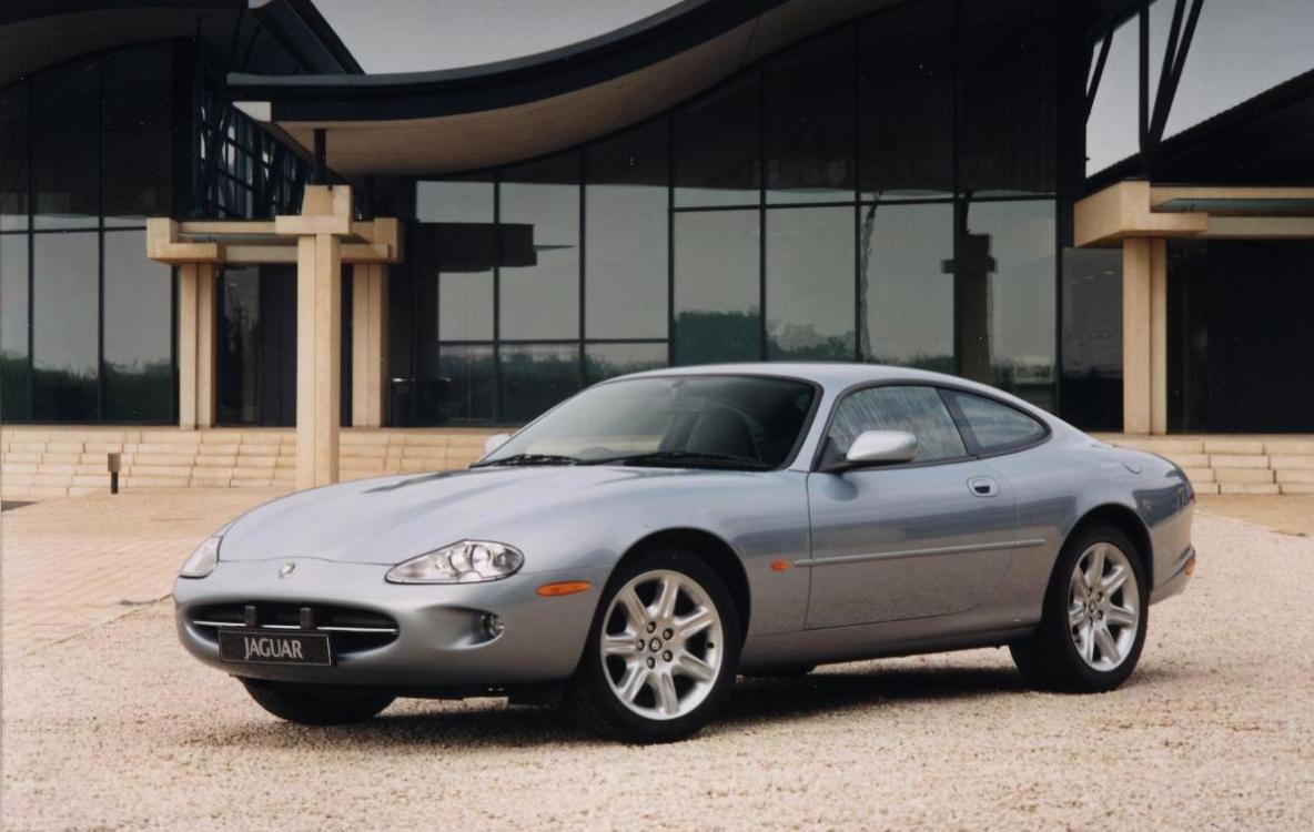 Jaguar XK8 1996-2005 & XK 2006-2014