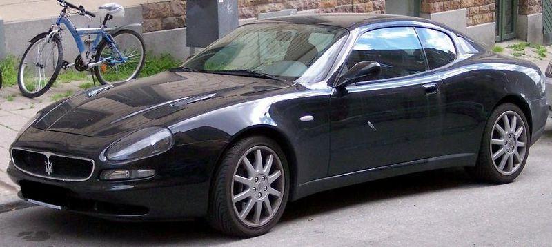 Maserati 3200 GT 1998-2002