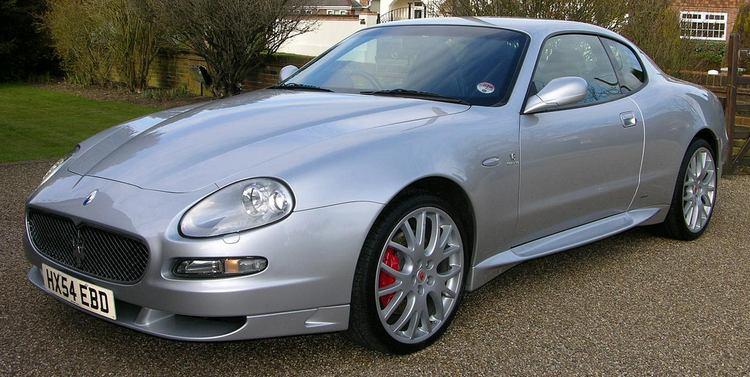 Maserati Gransport 2004-2007