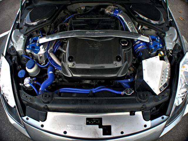 Nissan 350z 2003-2009