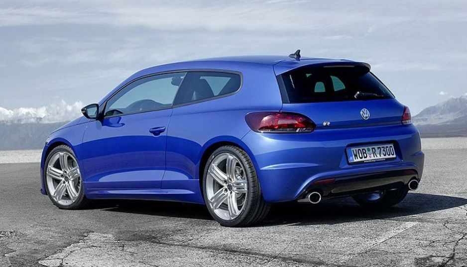 Volkswagen Scirocco 2008 on