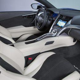 2016 Honda NSX Interior