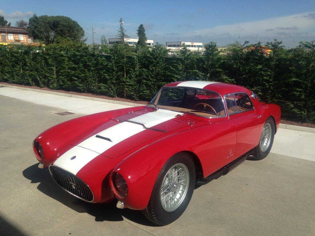 1954 Maserati A6 GCS Berlinetta