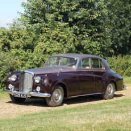 1960 Bentley S2 Standard Saloon