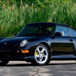 1997 Porsche 911 Turbo S (Lot S97.1)