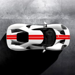 All-New Ford GT Supercar Production Extended For An Additional Two Years