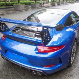 DMC Porsche 991 GT3 RS