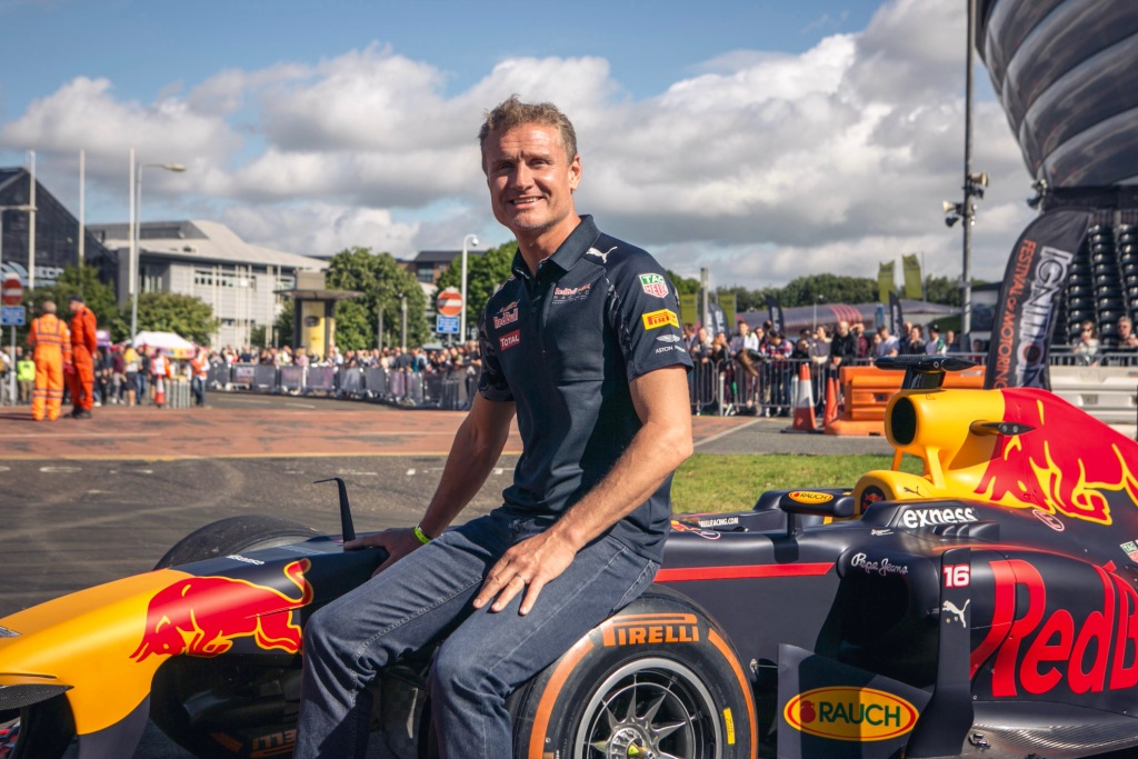 David Coulthard at IGNITION