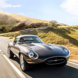 E-Type Round Britain Coastal Drive - Seats To Be Auctioned For Prostate Cancer