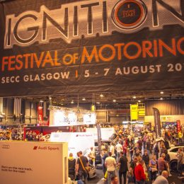 IGNITION hailed a great success on debut