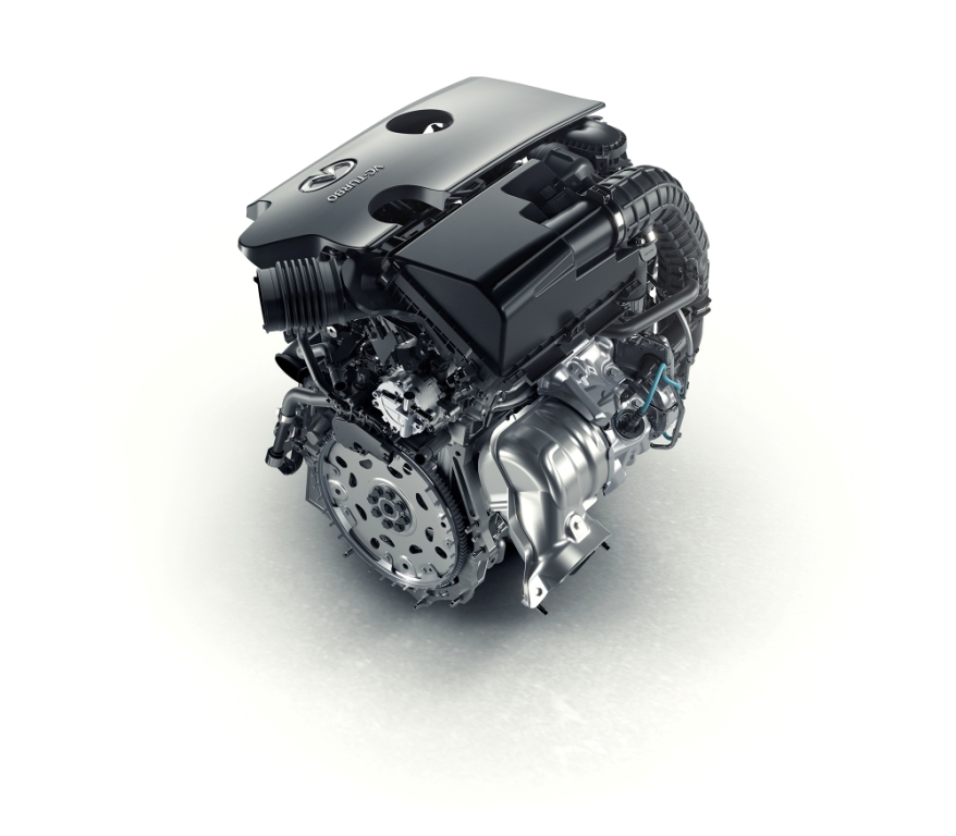 Ferrari Engine Compression Ratio: Infiniti VC-T: The World's First Production-Ready Variable