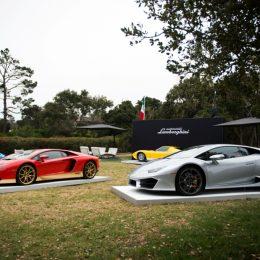 Lamborghini on Peter Hay Hill