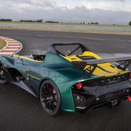 Lotus 3 Eleven