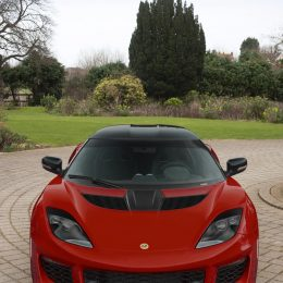 Lotus Evora 400 Carbon Pack