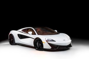 McLaren 570GT By MSO Concept Debuts At Pebble Beach Concours d'elegance