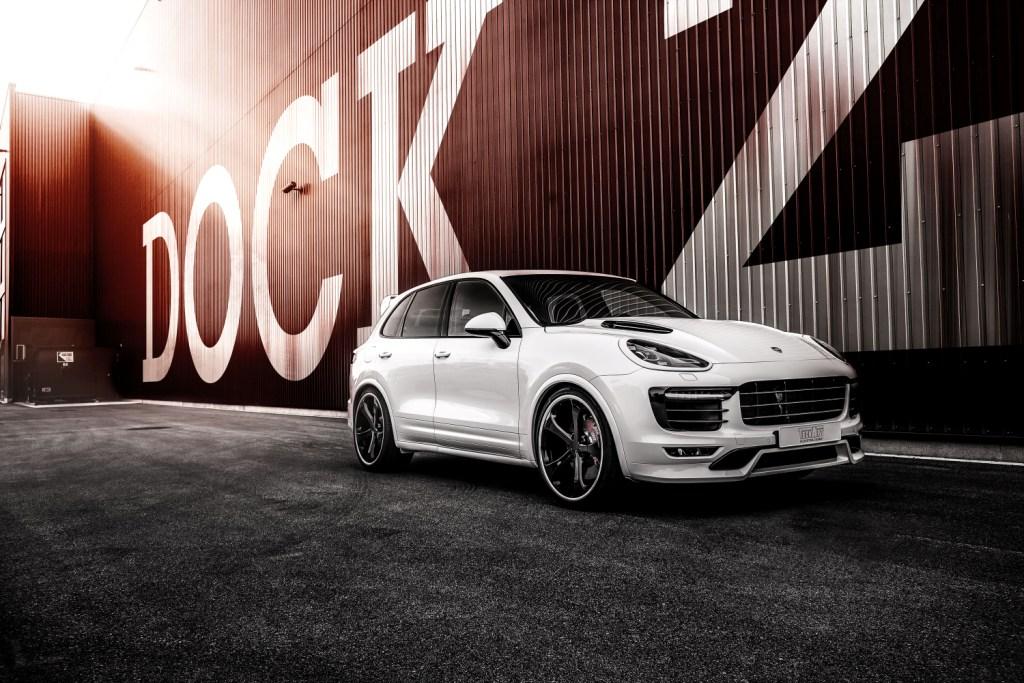 New TECHART Powerkits For The Porsche Macan And The Porsche Cayenne