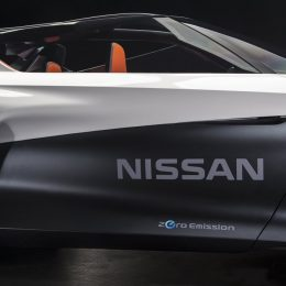Nissan Bladeglider Brings Cutting-Edge Intelligent Mobility To Life